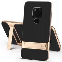 Elegance Hybrid Hoesje Huawei Mate 20 - Goud