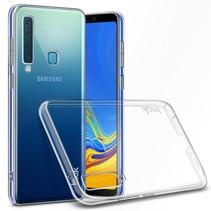 Imak Hardcase Hoesje Samsung Galaxy A9 (2018) - Transparant