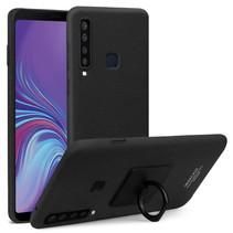 Imak Hardcase Hoesje Samsung Galaxy A9 (2018) - Zwart