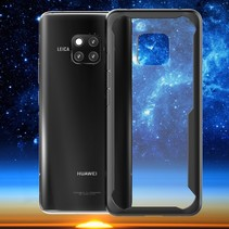 Hybrid Hoesje Huawei Mate 20 Pro - Zwart