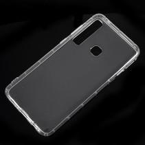 TPU Hoesje Samsung Galaxy A9 (2018) - Transparant