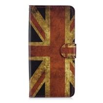 Britse Vlag Booktype Hoesje Huawei Mate 20 Pro