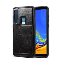 TPU Hoesje Samsung Galaxy A9 (2018) - Zwart