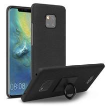 Imak Hardcase Hoesje Huawei Mate 20 Pro - Zwart