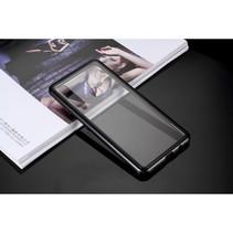 Hardcase Hoesje Samsung Galaxy A9 (2018) - Zwart