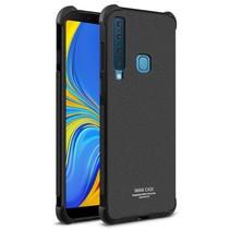 Imak TPU Hoesje Samsung Galaxy A9 (2018) - Zwart