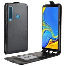 Flipcase Hoesje Samsung Galaxy A9 (2018) - Zwart