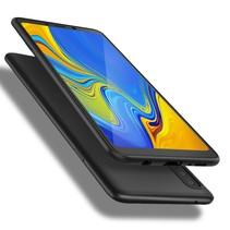 X-level TPU Hoesje Samsung Galaxy A9 (2018) - Zwart