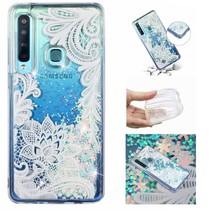 Bloem TPU Hoesje Samsung Galaxy A9 (2018)