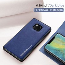 X-level TPU Hoesje Huawei Mate 20 Pro - Blauw