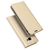 Dux Ducis Booktype Hoesje Samsung Galaxy J4 Plus - Goud