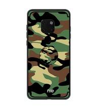 Nxe Camouflage TPU Hoesje Huawei Mate 20 Pro - Leger Groen