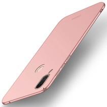 Mofi Hardcase Hoesje Huawei Nova 3 - Roze / Goud