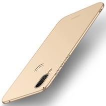 Mofi Hardcase Hoesje Huawei Nova 3 - Goud