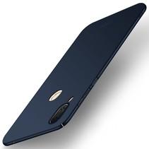 Mofi Hardcase Hoesje Huawei Nova 3 - Blauw