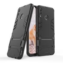 Hybrid Hoesje Huawei Nova 3 - Zwart