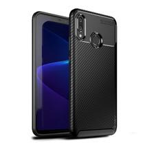 Ipaky TPU Hoesje Huawei Nova 3 - Zwart