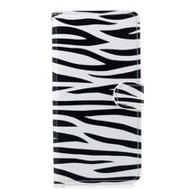 Zebra Booktype Hoesje Huawei Nova 3