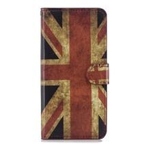 Britse Vlag Booktype Hoesje Huawei Nova 3