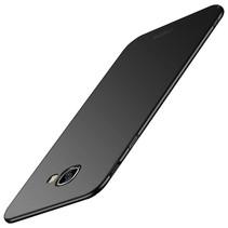 Mofi Hardcase Hoesje Samsung Galaxy J4 Plus - Zwart