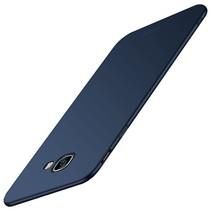 Mofi Hardcase Hoesje Samsung Galaxy J4 Plus - Blauw