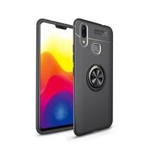 Lemuo TPU Hoesje Huawei Nova 3 - Zwart