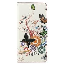 Vlinders Booktype Hoesje Samsung Galaxy J4 Plus
