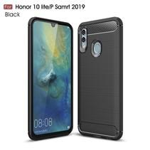 TPU Hoesje Huawei P Smart 2019 - Zwart
