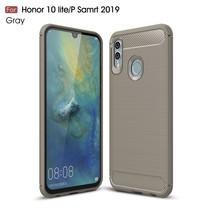 TPU Hoesje Huawei P Smart 2019 - Grijs