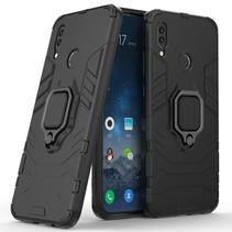 Hybrid Hoesje Huawei P Smart 2019 - Zwart