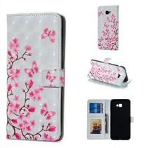 Booktype Hoesje Samsung Galaxy J4 Plus