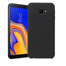Howmak TPU Hoesje Samsung Galaxy J4 Plus - Zwart
