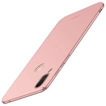 Mofi Hardcase Hoesje Huawei P Smart Plus - Roze / Goud