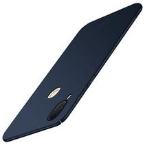 Mofi Hardcase Hoesje Huawei P Smart Plus - Donker Blauw
