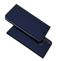 Booktype Hoesje Huawei P Smart Plus - Donker Blauw