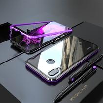 Hardcase Hoesje Huawei P Smart Plus - Paars