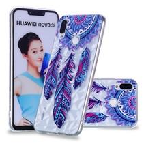 Dromenvanger TPU Hoesje Huawei P Smart Plus