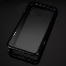 Hardcase Hoesje Huawei P Smart Plus - Zwart