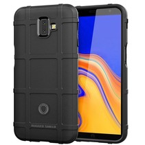 TPU Hoesje Samsung Galaxy J6 Plus - Zwart