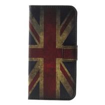 Britse Vlag Booktype Hoesje Huawei Y5 (2018)