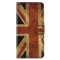 Britse Vlag Booktype Hoesje Samsung Galaxy J6 Plus