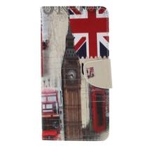 Engeland Booktype Hoesje Samsung Galaxy J6 Plus
