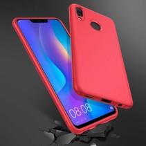 TPU Hoesje Huawei Y9 (2018) - Rood