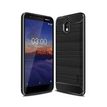 Mofi TPU Hoesje Nokia 3.1 - Zwart