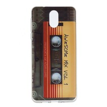 Cassettebandje TPU Hoesje Nokia 3.1