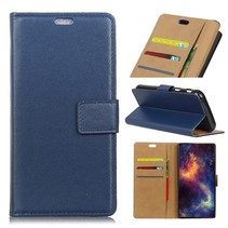 Booktype Hoesje Nokia 3.1 - Blauw