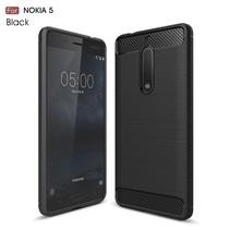 TPU Hoesje Nokia 5 - Zwart