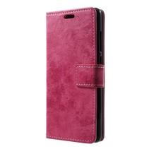 Booktype Hoesje Nokia 5.1 - Roze