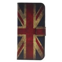 Britse Vlag Booktype Hoesje Nokia 5.1