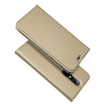 Booktype Hoesje Nokia 5.1 - Goud